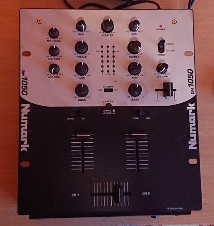 Mikser DJ Numark DM 1050 Konsola CDJ DDJ