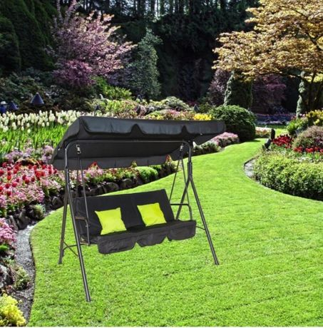 Меблі садові качелі