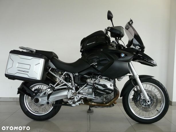 BMW GS R1200GS R 1200 GS # 2006 # Kufry Torba # Motoport Częstochowa