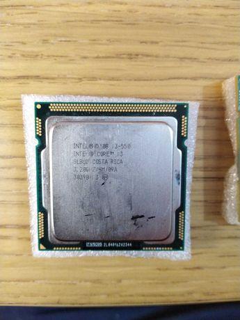 Processador Intel i3 550 Lga1156