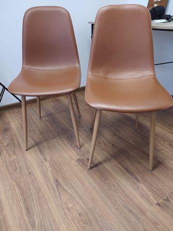 Sprzedam krzesła w stanie idealnym
