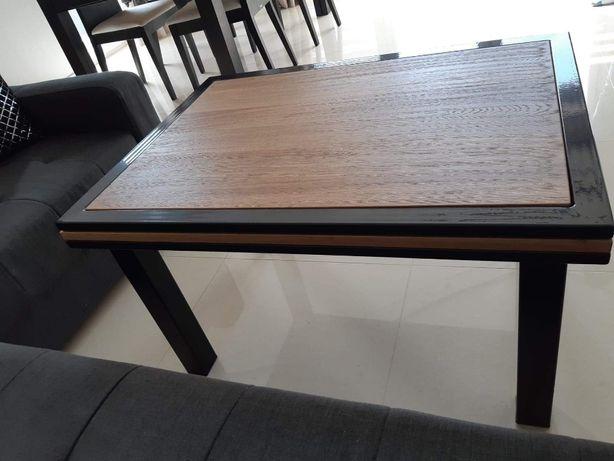Stolik kawowy loft 90 x 65 cm