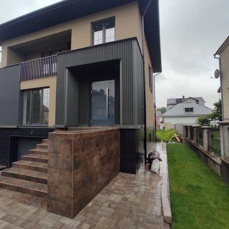 Стильний та сучасний будинок під чистове оздоблення
