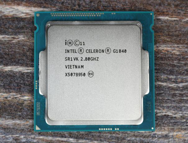 Intel celeron g1840, socket 1150