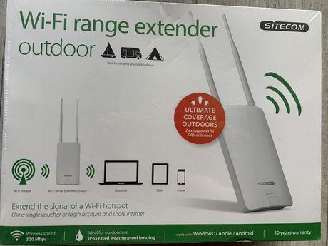 router WIFI Sitecom N300 nowy oryginalny jacht , kamper