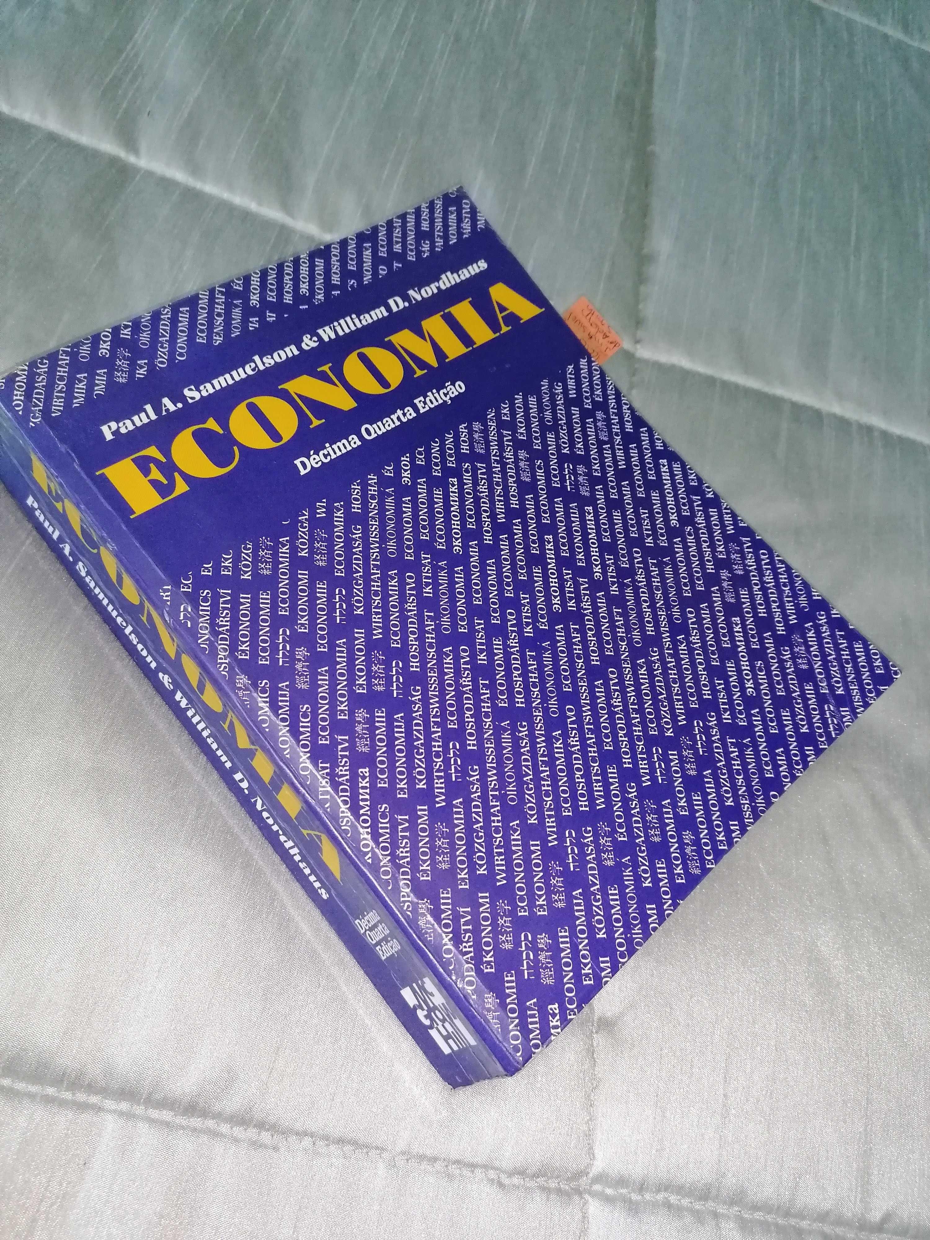 Economia, Paul A. Samuelson & William D. Nordhaus 14º Edição