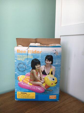 możliwość wysyłki / SMYK materac dmuchany do pływania dla dzieci