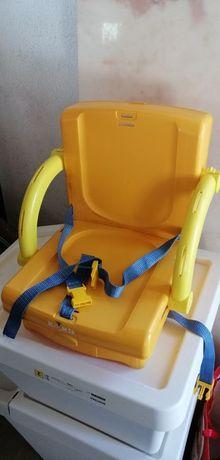 Cadeira de mesa para viagem