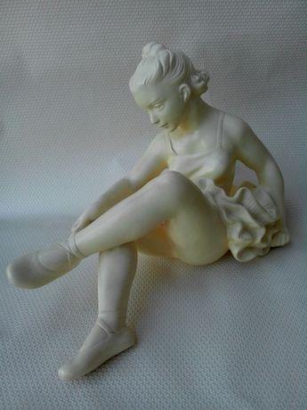 """Большая статуэтка """"Балерина""""Royal Dux.Богемия.Смотрите мои объявления!"""