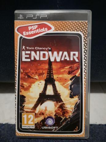 Tom Clancy's Endwar - Jogo PSP