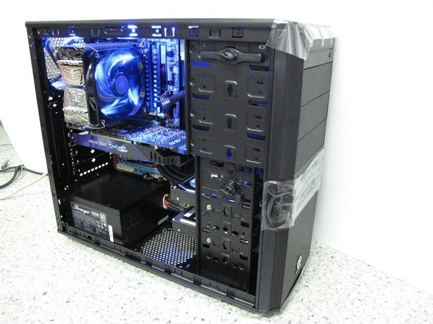 Мощный Системник 8 Ядер 4200МГц Жесткий Диск 1000ГБ Видеокарта 4 ГБ!!