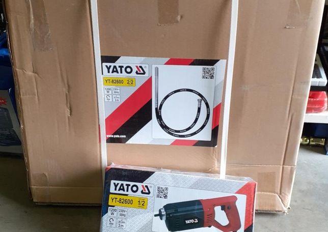 Вибратор по бетону Yato YT-82600