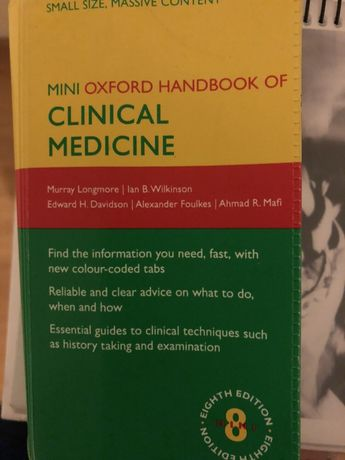 Oxford clínical medicine