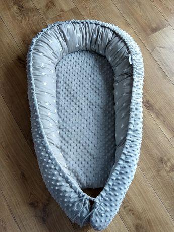 Kokon dla niemowlaka +poduszka do karmienia