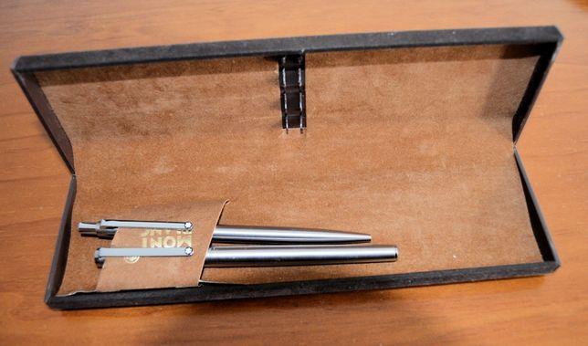 Conjunto de caneta e esferográfica Montblanc novas