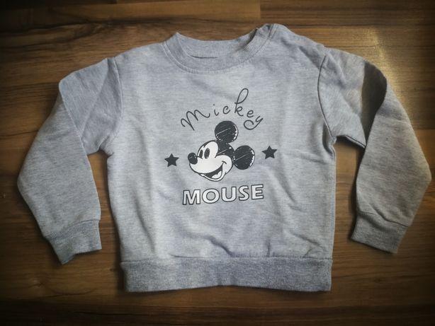 Bluza chłopięca Disney Mickey Miki  Sinsay r. 86
