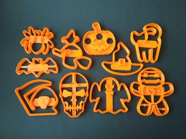 Вырубка формочка для печенья/пряников Halloween Хэллоуин