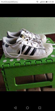 Buty Adidas r 31,5 i 34 dziewczynka/ chlopiec