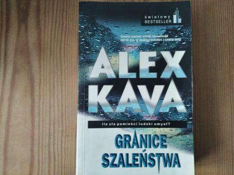 Alex Kava Granice Szaleństwa