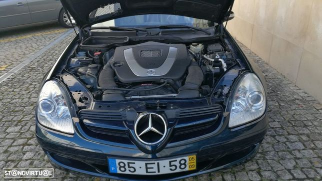 Mercedes-Benz SLK 280 Aut.