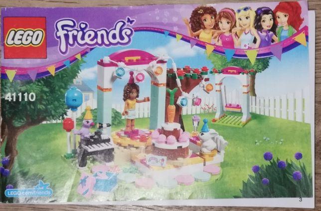 LEGO Friends Przyjęcie Urodzinowe 41110