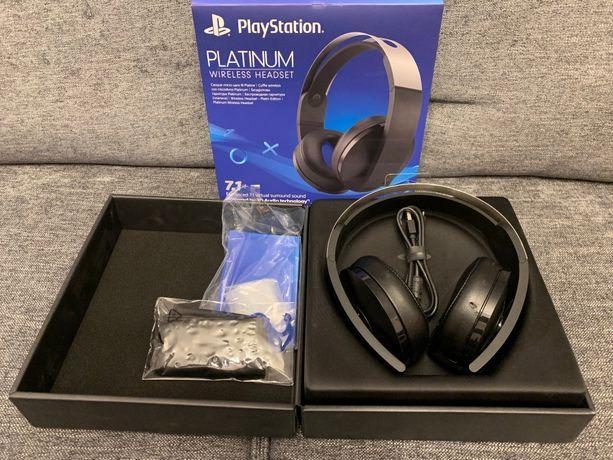 Słuchawki Sony Platinum bezprzewodowe