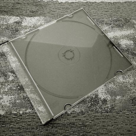 Opakowania do płyt DVD lub CD 282 sztuki