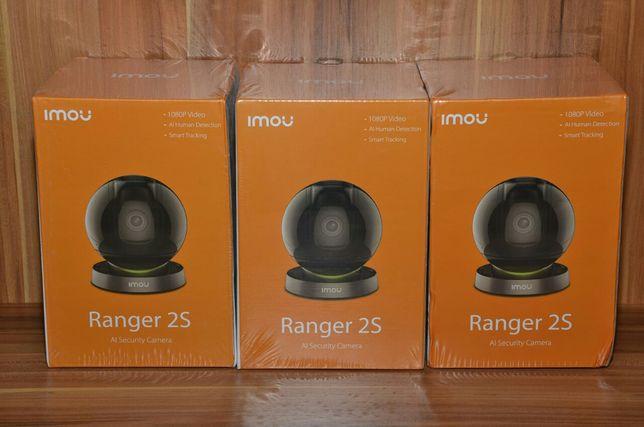 2МП поворотная IP видеокамера IMOU Ranger 2 IPC-A22EP, 2S IPC-A26HSP