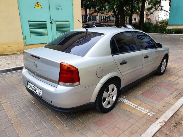 Opel vectra C (Опель Вектра С) 2003г. Газ Бензин