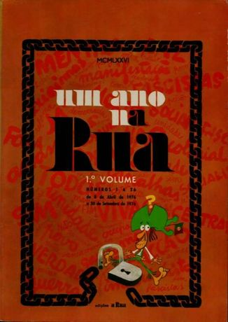 Um ano n'A Rua – 1º volume