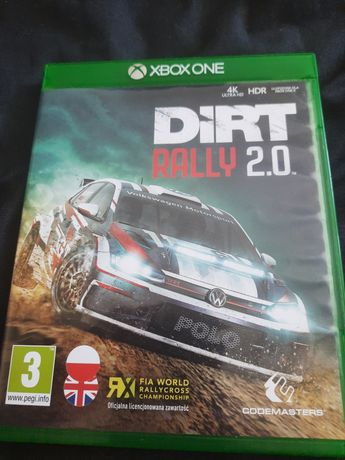 Dirt rally 2.0 Xbox one PL