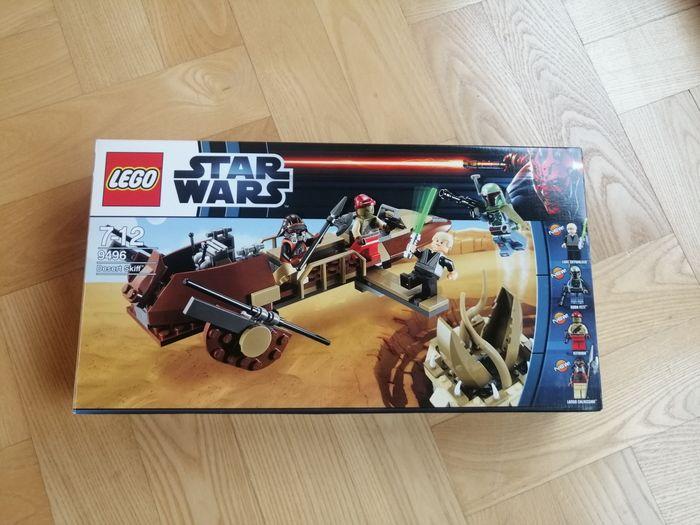 Lego Star Wars 9496 Desert Skiff Olsztyn - image 1