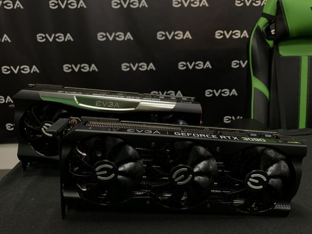 Видеокарта EVGA rtx3090 24g