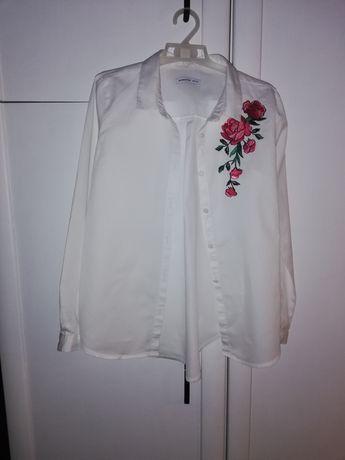 Koszula biała reserved 146 galowa