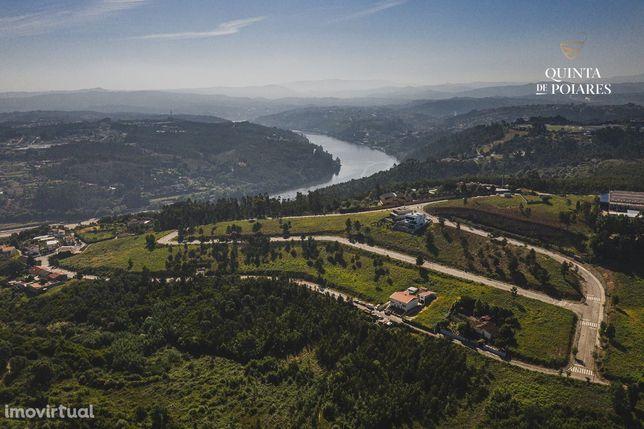 Lote para Construção Moradia 3 Frentes (encosta Rio Douro)