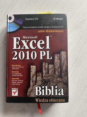 Książka Excel 2010 Biblia