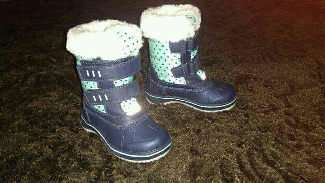 Buty zimowe śniegowce 21