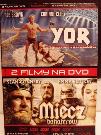 Filmy Yor Drapieżca z Przyszłości Miecz Bohaterów DVD