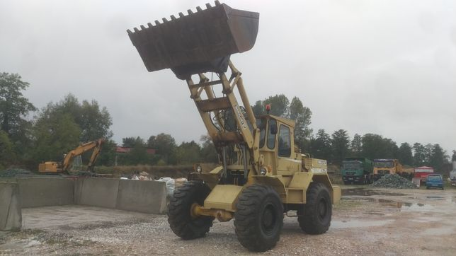 Ładowarka Werklust WG 35, 14 ton