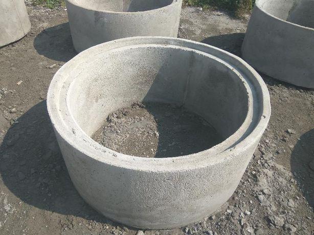Kręgi betonowe na szambo, studnie, studzienki