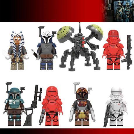 Bonecos minifiguras Star Wars nº70 (compativel com lego)