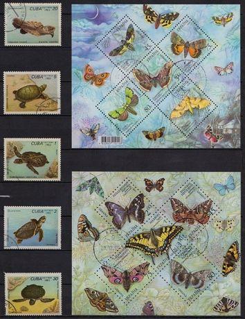 Альбом почтовых марок.Почтовые марки/Поштові марки/ (фауна,…