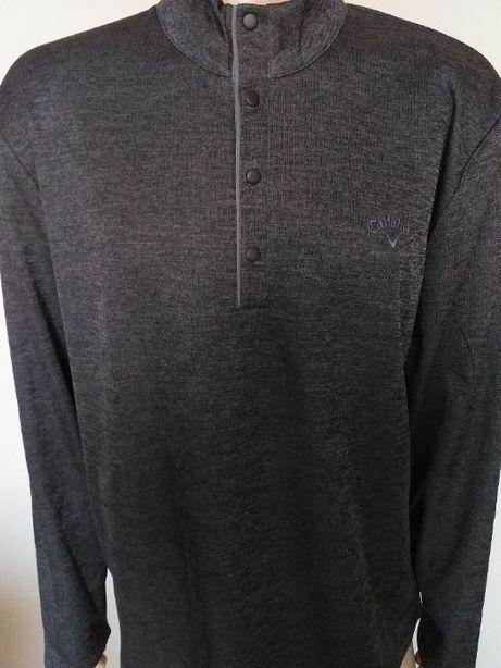 Bluza ze stójką męska Callaway XL
