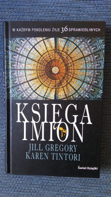 Księga imion, Jill Gregory, Karen Tintori