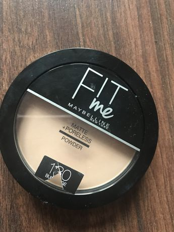 Maybelline puder fit me 130
