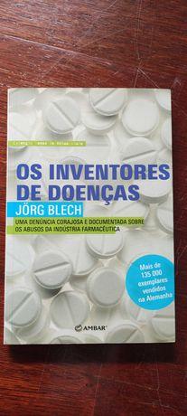 """""""Os inventores de doenças"""" - Jörg Blech"""