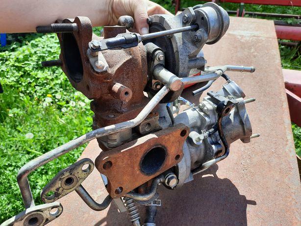 Turbina kompletna Mazda 2.2 shy1 shy4 shy6 shy8