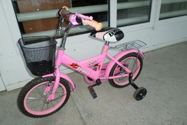 Rowerek Dla Dziewczynki Silverfox BMX 12 Cali