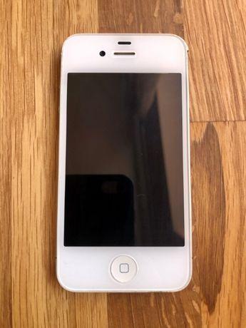 IPHONE 4S branco 16G - para peças