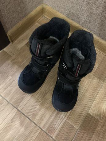 Зимние сагоги ботинки  Kapika 33